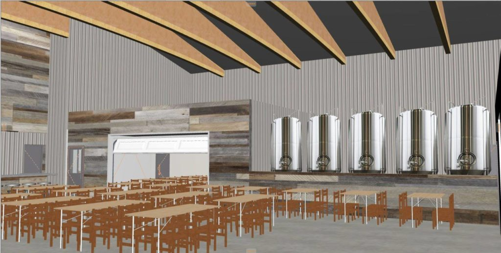 Invictus Taproom with Tanks